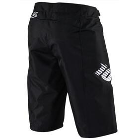 100% R-Core DH Shorts Ungdom black